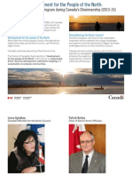 Canadian Chairmanship Program