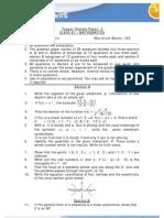 1291109075 Classxi Math Toppersamplepaper 30