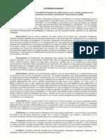 UCM Filosofía y Letras Junta Facultad contra máster nuevo C.A.P. MANIFIESTO