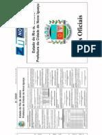 diario oficial da prefeitura de nova iguaçu - 15 de maio de 2013.