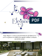 Magic Elegance Ppt