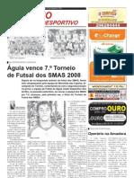 Correio dos Açores - época 08-09