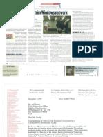 Jeff Bundy - References/Accomplishments Document