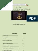 Guía del Instructor COMPLETA