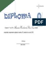 Diploma Azul AEFS