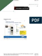 ABA MetroEthernet Alcatel