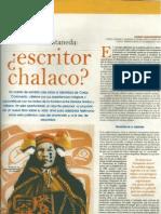 Carlos Castaneda Escritor Chalaco - Identidades Emisferios
