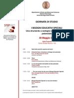 Giornata di studio BES - 30 maggio 2013