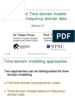 CAMS M7 Time Domain Models Short II