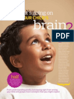 Child Brain USA Today Kids Health Summer 2012