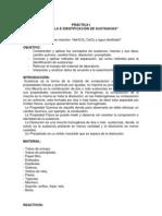 Práctica I.quimica genral.