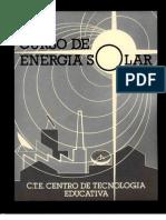 Curso de Instalador de Sistemas de Energia Solar Termica - PDF - 8 Libros + Ejercicios