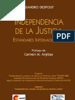 Independencia.de.La.justicia