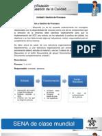 Desarrollo unidad 3 Gestión de Procesos