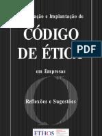 Elaboracao Codigo de Etica Ethos Claudio Abramo