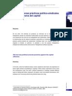 1 Viejas y Nuevas Practicas Politico-sindicales