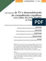 Seriados de TV e desenvolvimento de competências cognitivas