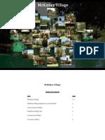 McKinley Village brochure