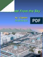 Abu Dhabi From the Sky