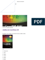 Atalhos Do Corel Draw X5