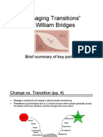 SLIDES - The Bridges Transition Model