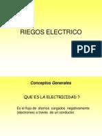 Riesgo Electrcicos