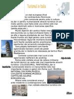 Turismul in Italia