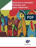 Justicia Derechos e Inclusin Para Las Personas Con Discapacidad Intelectual
