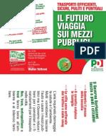Salva l'Italia - Trasporti efficienti, sicuri, puliti e puntuali