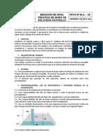 PROCEDIMIENTO MEDICION DE PIEZOMETRO 2013.docx