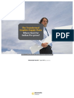 The Transformed Graphics Supply Chain - Pre Press