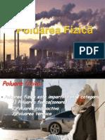poluarea fizica
