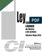 Ley Lavado Dinero