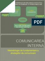 Comunicarea Interna