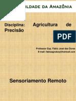 3. Aula - Agricultura de Precisão