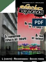 Efecto Rashomon #1