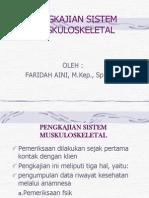 Pengkajian Sistem Muskuloskeletal