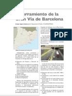 Soterramiento de La Gran via Barcelona