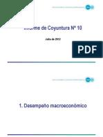 CIFRA - Informe de Coyuntura Nº10
