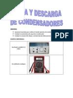 Fica II Lab Condensadores