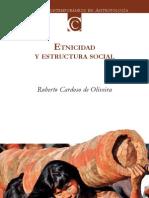 Libro de Roberto Cardoso de Oliveira