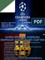Bayern Múnich vs. Barcelona