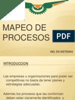 Mapeo de Proceso