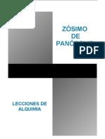 Zosimo de Panopolis-Lecciones de Alquimia.pdf