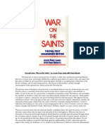 War on the Saints [Short Excerpts]