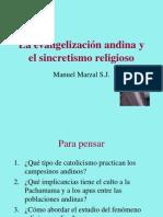 Evangelización+y+sincretismo