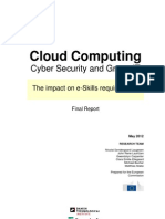 E-skills and Cloud Computing Final Report EnCloud Computing