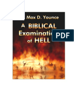 A Biblical Examination of Hell