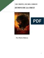 El Triunfo de La Cruz(Flavio Mateos)