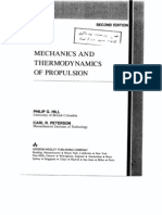 Mechanics and Thermodynamics of Propulsion